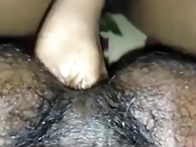 Fingering and Fisting his Ass hole